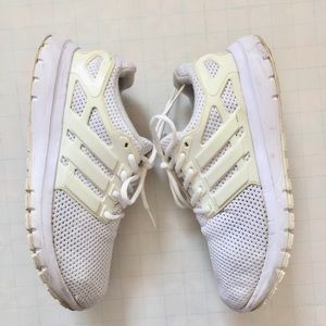 Adidas Mens White sneakers